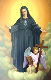 Ntra. Sra. de la Pasión, o la Virgen Pasionista.