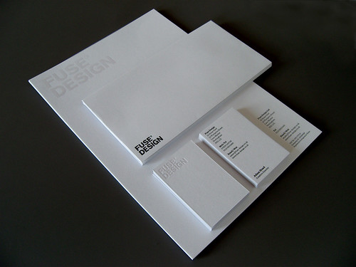 New Fuse Design Stationery 02 | by Fuse Design