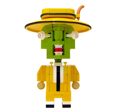 CubeDude - The Mask | by Sir Nadroj