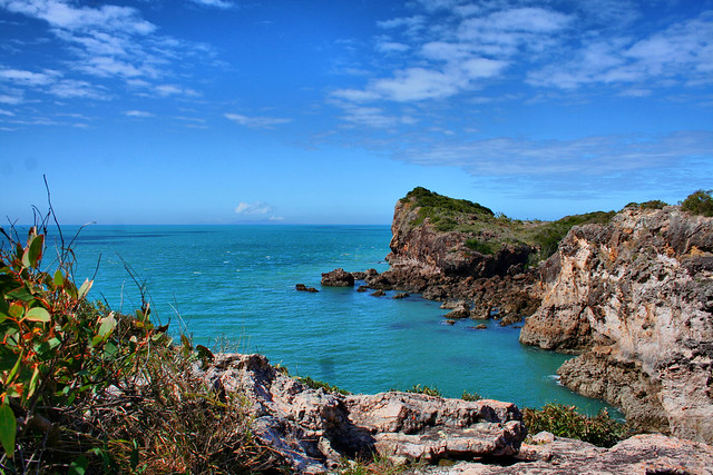 Wedge island, Cape Hillsborough Nat. Park Queensland