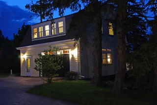 Carriage House - evening shot | by A G Thomson House Bed and Breakfast