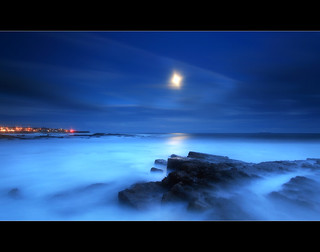 Anstruther Moonlight | by angus clyne
