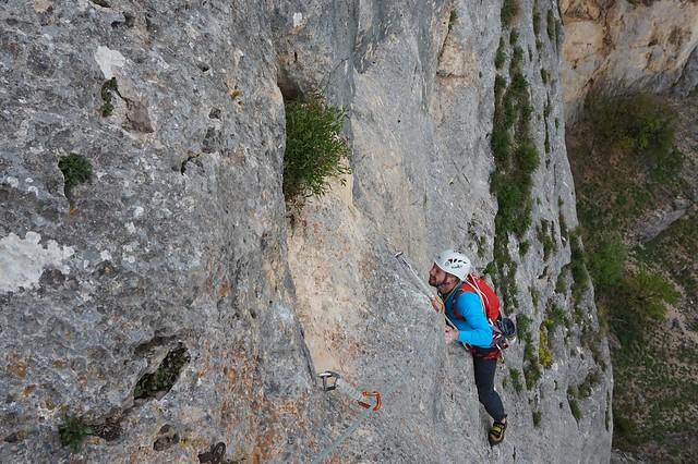 Hohe Wand Zukunftsweiser 195 m (7+);Smokyjoki 235 m (6-)