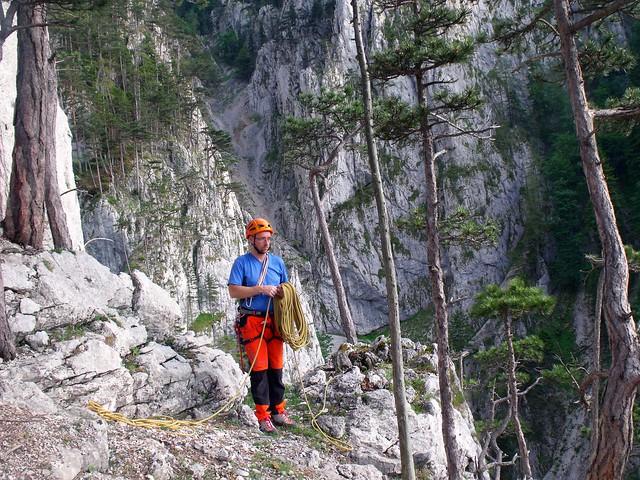 Rax Wachthűttelturm Weichtaler Trachtenkirtag 240m (7)