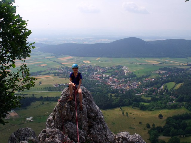 Hohe Wand Neuer Innerkofler-Steig 220 m (5-)