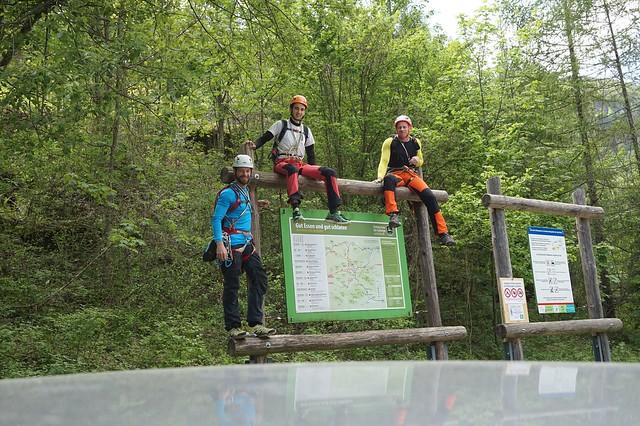Rax Klobenwand John Wayne der Alpen 165 m (6+)