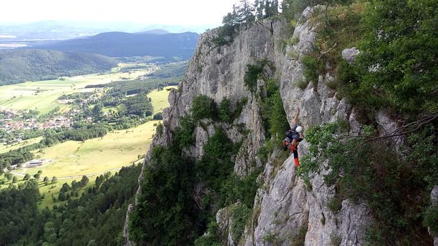 Hohe Wand Almauftrieb 225m (7+)