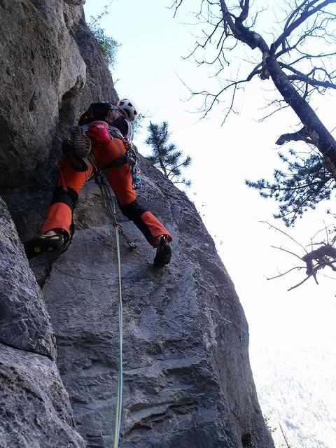 Rax Klobenwand De Oide Wurzn 250 m (7-)