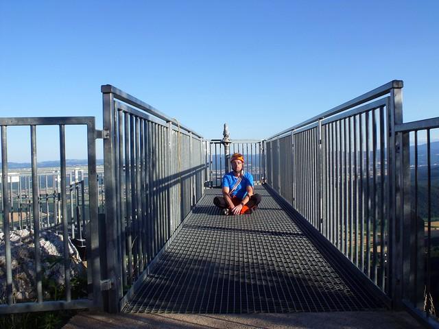 Hohe Wand Direkte Sonnenuhrwand 240m (7+)