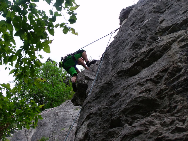 Baden Kletterschule