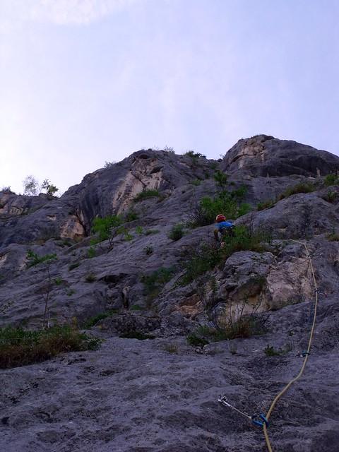 Hohe Wand Osterhasi 160m (7-); Steinbockalarm 245 m (7-)