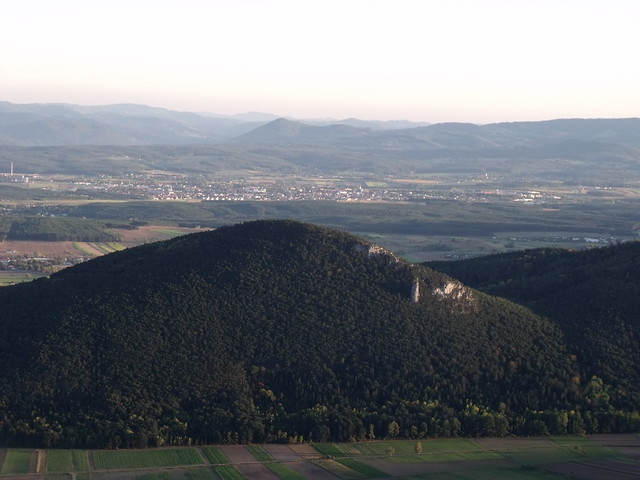 Hohe Wand Sonnenschlange 175m 6+,7-