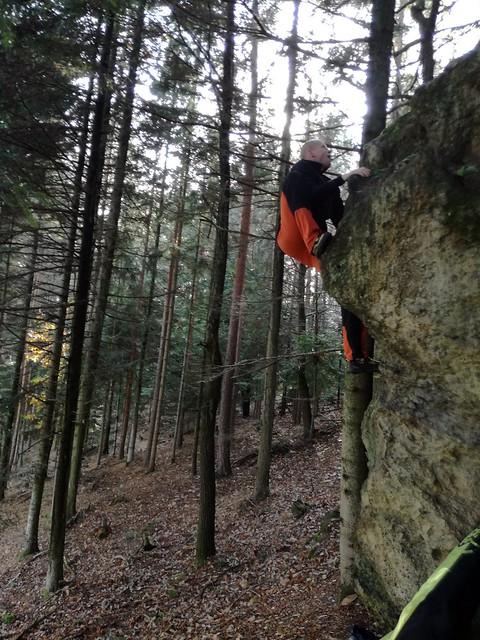 Heidenberg boulder