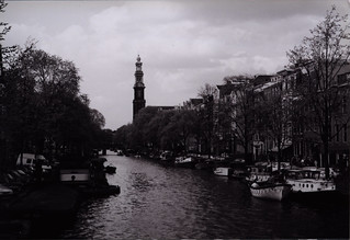 Canal and Tower (Amsterdam) | by Star Mountain Media