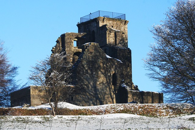 Crookston Castle, Glasgow, Scotland