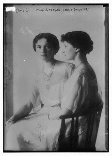 Olga and Tatiana, Czar's daughters  (LOC) | by The Library of Congress