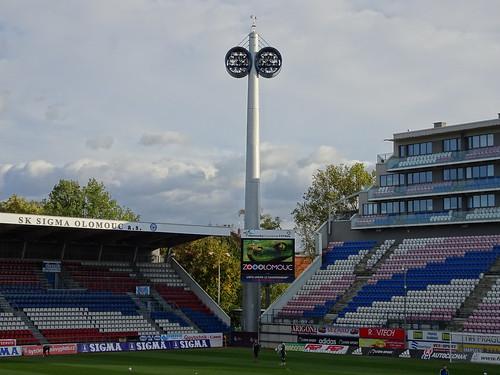 FC Sigma Olomouc 2:0 FC MAS Táborsko