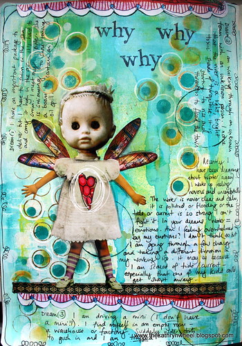 Art journal - Dreaming Again | by thekathrynwheel