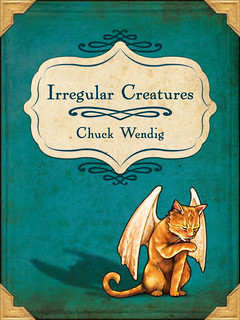 Irregular Creatures Cover, By Amy Hauser | by curious_spider