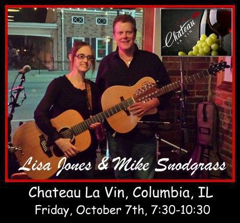 Lisa Jones & Mike Snodgrass 10-7-16