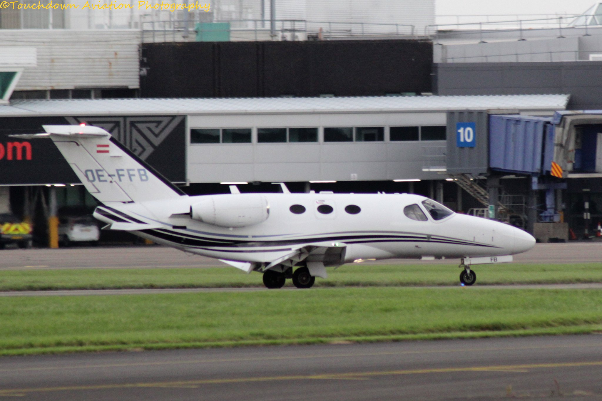 Cessna 550 Citation Mustang OE-FFB 24SEP16