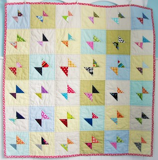 Scrappy Bowties Quilt | by BlueElephantStitches
