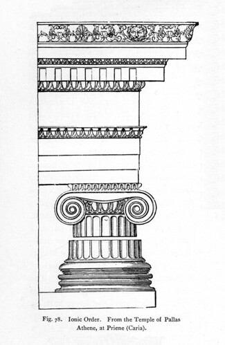 temple of athena polias ionic order detail title