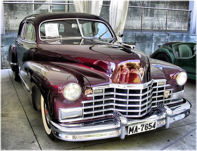 2009- Cadillac