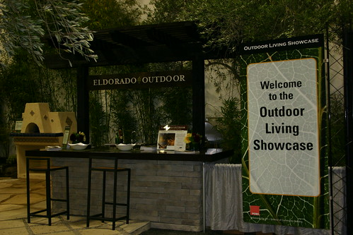 Eldorado Outdoor Booth In The Outdoor Living Showcase Flickr