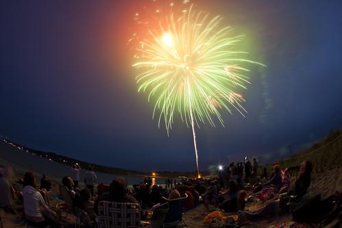 Rhode Island Fireworks Displays