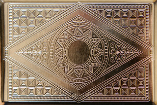 engraved tin pattern | by Leeber