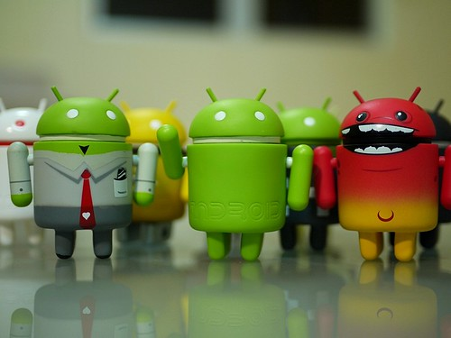 Android Mini Collectibles Series 01 | by denniswoo