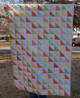 Citrus Quilt | by The Spotted Elephant Boutique