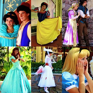 Magic Kingdom Characters | by abelle2