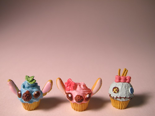 6: Stitch Cupcakes | by theMaykazine