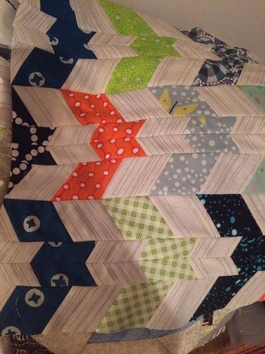 Smorgasboard quilt