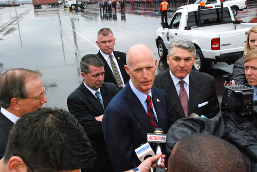 Gov. Scott visits the Port of Jacksonville - V | by JAXPORT