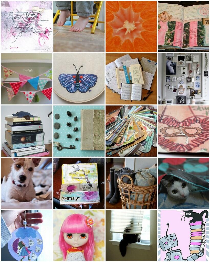Inspiration Mosaic January 2011