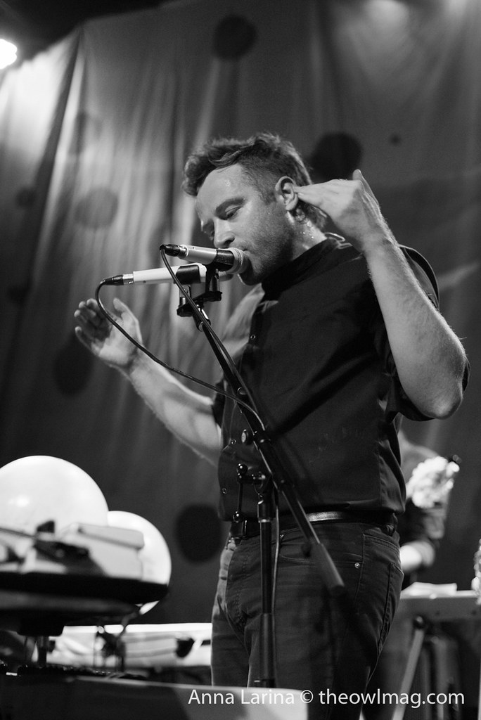 Royal Canoe @ the Hi Hat, LA 9/23/2016