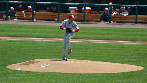 Roy Halladay Pitching | by steve_trapani