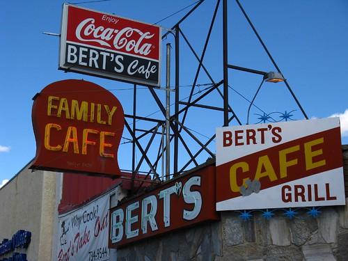 Bert S Cafe Brigham City