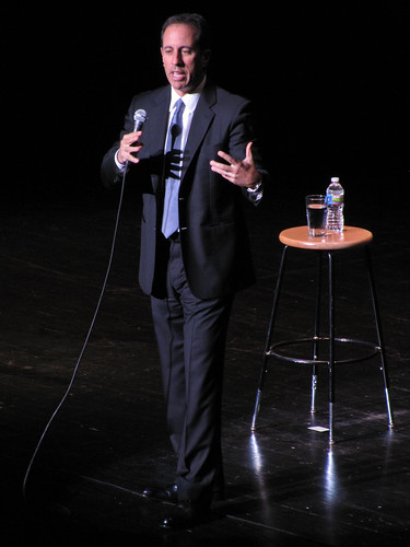 Jerry Seinfeld in Pittsburgh | by Anirudh Koul