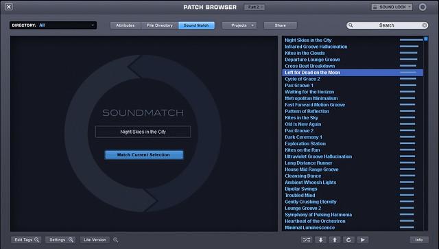 soundmatch