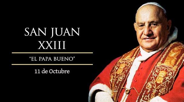 JuanXXIII 11Octubre