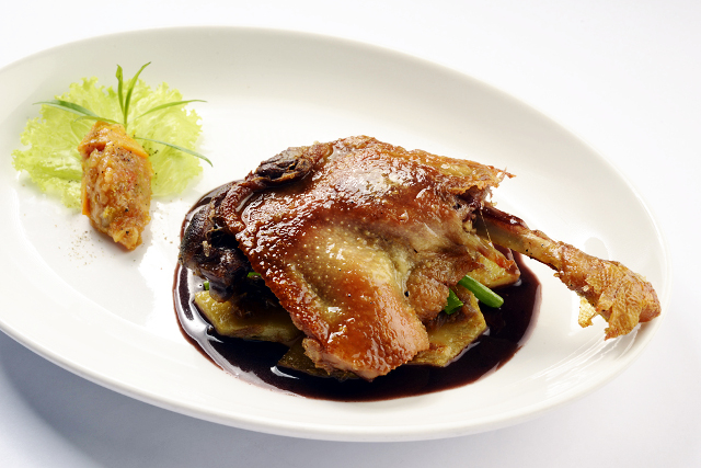 Crispy French Duck Leg Confit 2