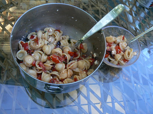 Tomato–Basil Pasta with Olives and Feta | 29 June, 2011 Anot ...