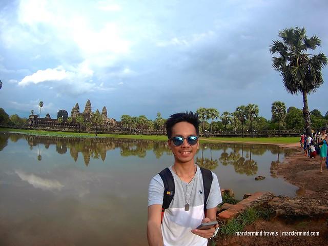 marxtermind at Angkor Wat Siem Reap