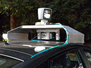 Google Streetview Self-Driving Car | by DoNotLick