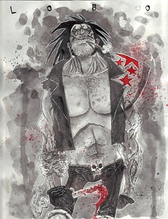 LOBO finished | by Ben Templesmith