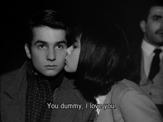 Masculin Feminin (1966) | by movies and reveries